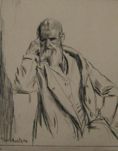 Gerald Leslie Brockhurst, 'Marquett', 1925