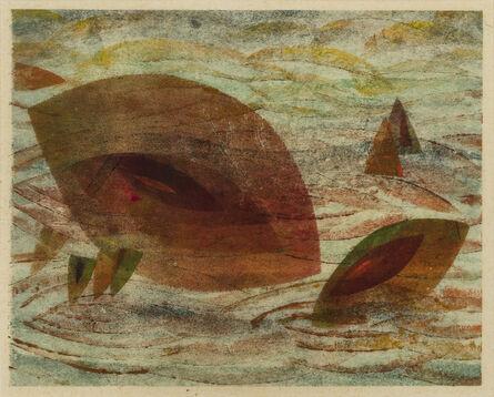 Harry Bertoia, 'Untitled', ca. 1940's