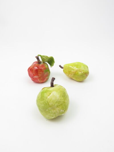 Rose Eken, 'Two Apples And One Pear', 2017