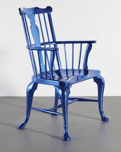 Rob Pruitt, 'Technicolor Chair #4', 2019