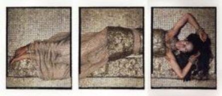 Lalla Essaydi, 'Bullets Revisited #01', 2012