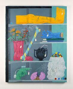 Paul Gagner, 'The Artist as Receptacle', 2016