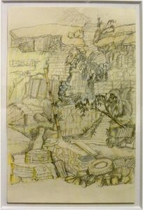 Yun-Fei Ji 季云飞, 'Untitled', 2003