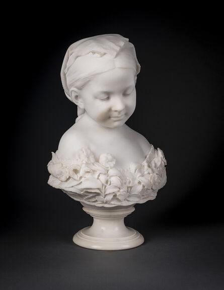 Thomas Ball, 'La Petite Penseé', 1871