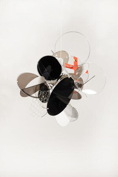 Rafael Domenech, 'Untitled (monochromestructuremonochromaticpaper)', 2017
