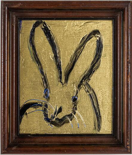 Hunt Slonem, 'Golden Bunny', 2021