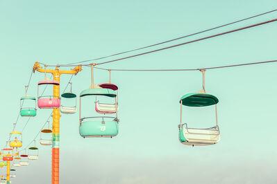Ludwig Favre, 'Santa Cruz Amusement Park', 2020