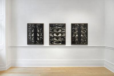 Annegret Soltau, 'Erwartung I-III [Expectation I-III]', 1980-1981