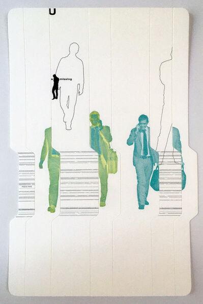 Emily McVarish, 'Piece-time 1', 2020