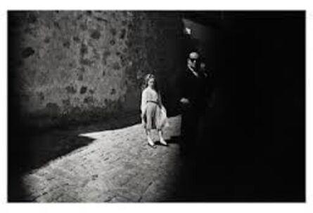 Letizia Battaglia, 'Il Buio', 1980