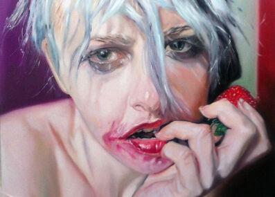 Mertim Gokalp, 'Strawberry Kiss', 2013-2014