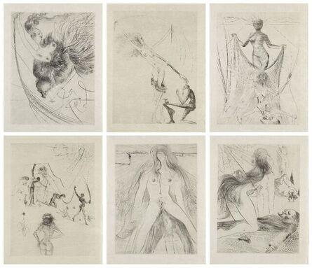 Salvador Dalí, 'La Venus aux Fourrures [Field 68-6]', 1969-70