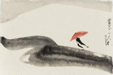 Li Jin 李津, 'Red Umbrella', 2015