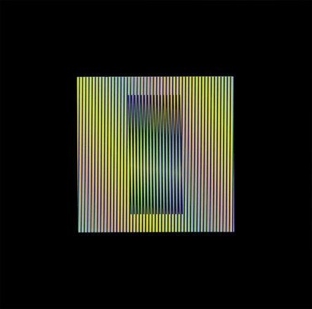 Carlos Cruz-Diez, 'Color Aditivo Serie 15x15 D', 2015