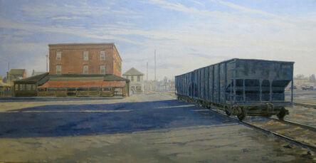Henry Coe, 'Ballast Cars No. 2', 2011