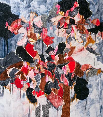 Patricia Reinhart, 'patience I - the storm', 2015