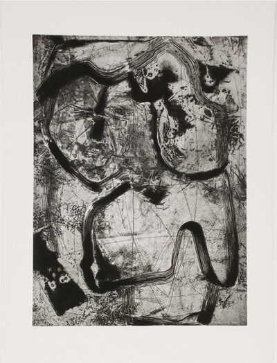 Louise Nevelson, 'Being One', 1965