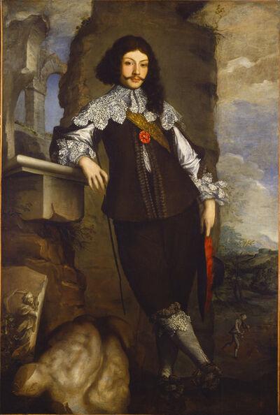 Tiberio Tinelli, 'Lodovico Widmann', probably 1637