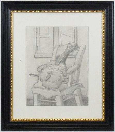 Fernando Botero, 'Violin', 2003