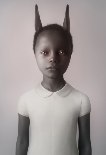 Oleg Dou, 'Rabbit from Cubs series', 2010