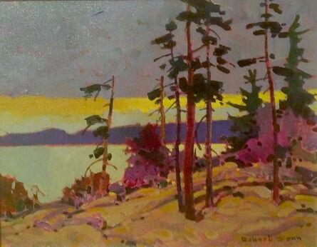 Robert Genn, 'Edge Compliment, Georgian Bay'