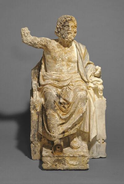 'Statue of Zeus Enthroned', ca. 100 BCE
