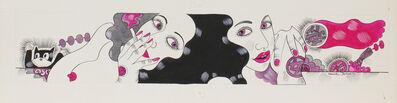 Keiichi Tanaami, 'TOC Norakuro', 1969