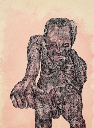 Carlos Fragoso, 'Pink Man', 2015