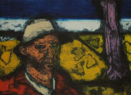 Hughie O'Donoghue, 'The Painter Van Gogh', 2018