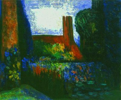 Marcel Gromaire, 'Prairie en Mai (Meadow in May)', 1934