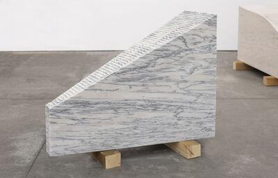 Jorge Méndez Blake, 'Proyecto de anfiteatro (Arquitectura de la discusión) VI / Project for Amphitheater (Architecture of Discussion) VI', 2020