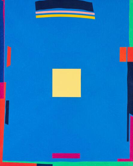 Stephen Antonakos, 'Untitled Drawing D#2', 1982