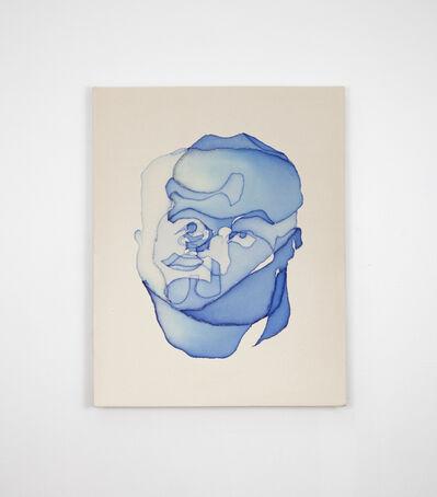 Gregg Louis, 'Blind Self Portrait 2', 2015