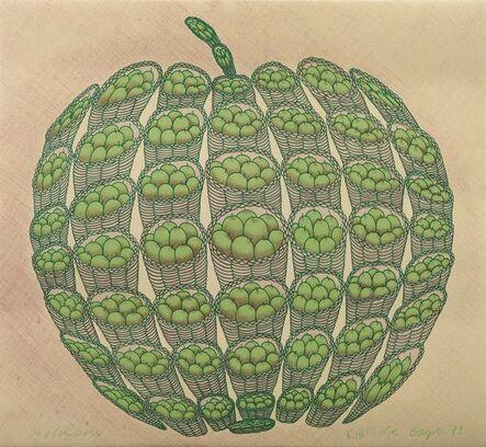 Thomas Bayrle, 'Applesauce', 1973
