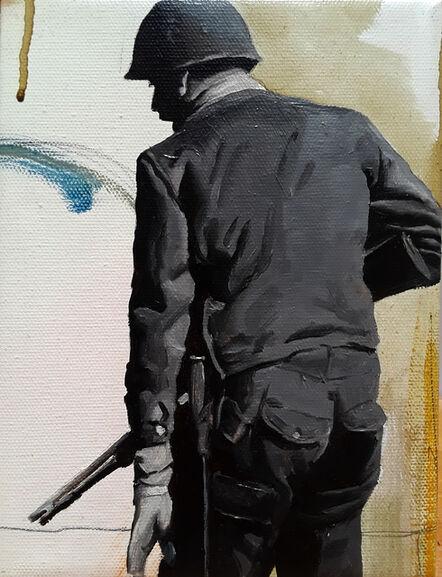 Adam Caldwell, 'Border Patrol', 2018