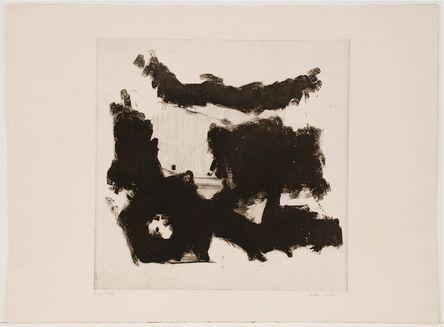 Esteban Vicente, 'Untitled (E.V. #1)', Undated (1970-1988)
