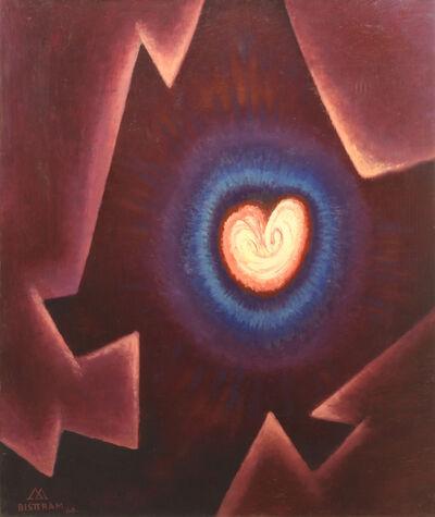 Emil Bisttram, 'Fiery Chalice', 1960