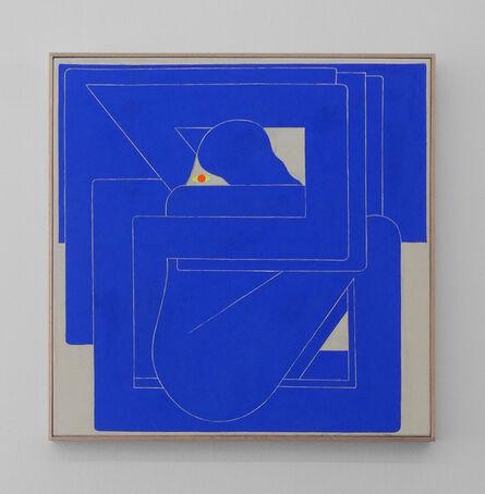 Richard Colman, 'Blue Square (Ultramarine)', 2017