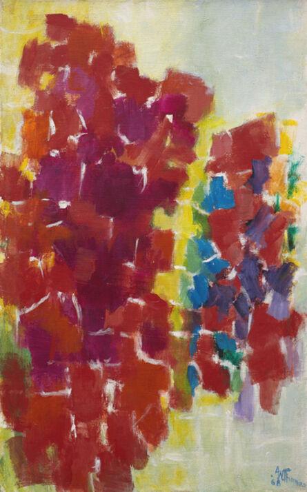 Alma Thomas, 'Flash of Autumn', 1968