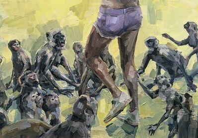 Topi Ruotsalainen, 'Among the Apes', 2018