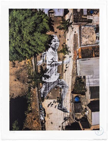 JR, 'GIANTS, Miguel, Casa Amarela, Rio de Janeiro, Brazil', 2018