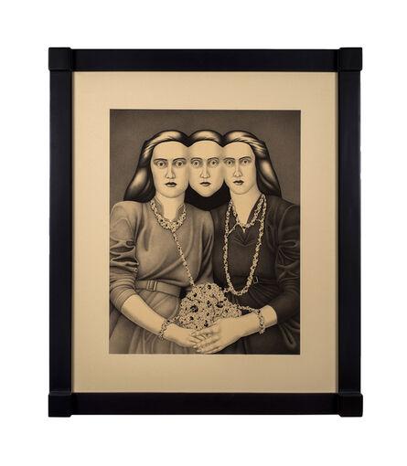 Erinc Seymen, 'Three Sisters', 2017