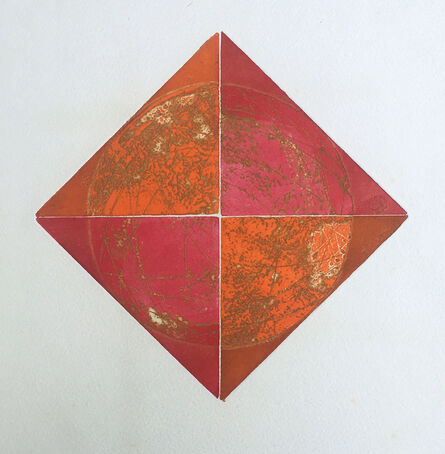 Terry Haass, 'Kaléidoscope 3', 1972
