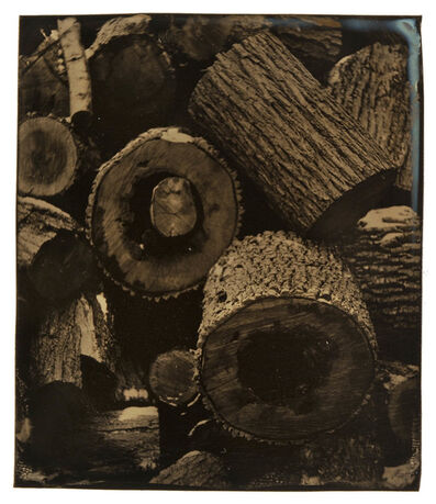 John Coffer, 'Wood Chunks', 2007