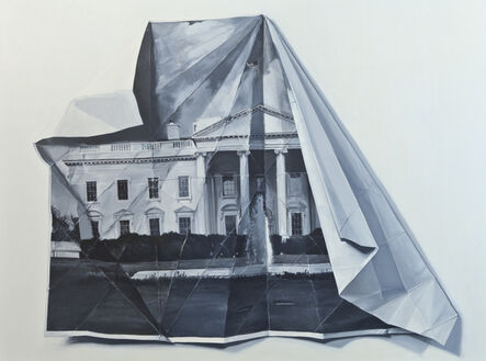 Geandy Pavon, 'Folded Home', 2015