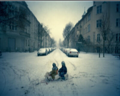 Joakim Eskildsen, 'The sleigh, 2014', 2014