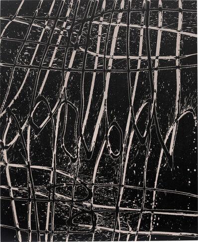 Ed Moses, 'Pah', 2004
