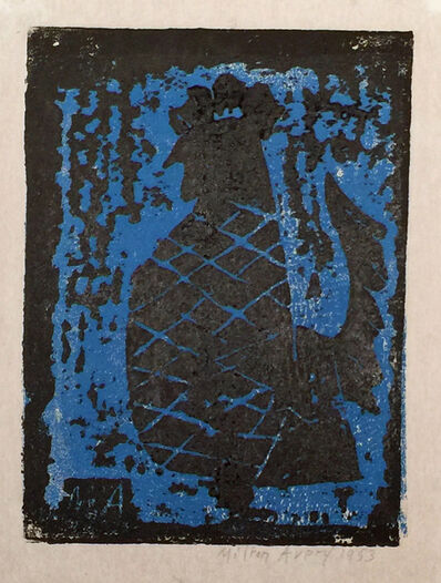 Milton Avery, 'ROOSTER', 1953