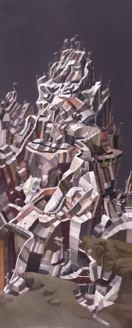 Chen Li-Ying, 'Blacksmith's Mountain ', 2011-2013