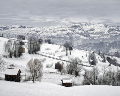 Tamas Dezso, 'Hovels (Near Moisei, North Romania)', 2013